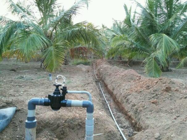 kablosuz sulama otomasyonu