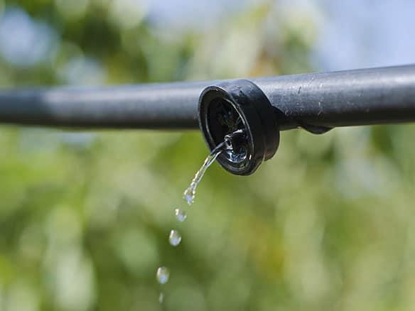 Damla sulama nedir nasıl çalışır?