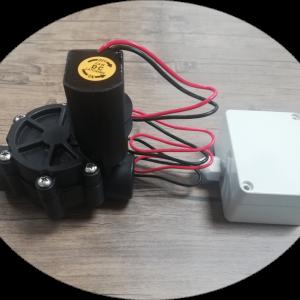 Kablosuz vana, Kablosuz sulama sistemi vana kontrol ünitesi
