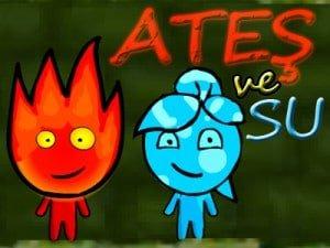 Ateş ve Su Oyunu