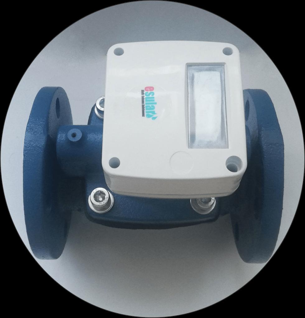 GKV, GSM ile uzaktan kontrollü akıllı sulama vanası